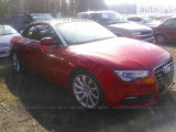 Audi A5 cupe                                            2013