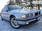 BMW 730i PREZIDENT LONG M57D                                            2001