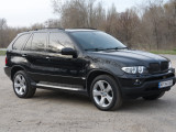 BMW X5 E53 Shadow Line