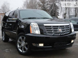Cadillac Escalade 6.2 V8 Long                                            2007