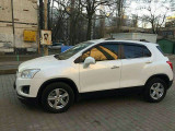 Chevrolet Tracker LT                                            2015