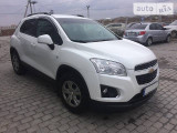 Chevrolet Tracker 1.8 МТ5                                            2014