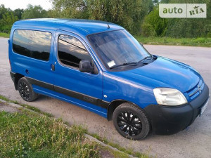 Продажа Citroen Berlingo за $3 900, г.Хмельницкий