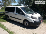 Fiat Scudo 2.0 6 ст МКПП пас 8+                                            2008