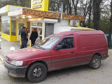 Ford Escort van                               1.8 TDI                                            1996