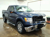 Ford F-150 4DR EXT                                            2014