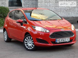 Ford Fiesta RED PEARL                                            2014