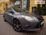 Ford Focus 1.0 EcoBoost                                            2014