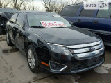 Ford Fusion 3.0 SEL                                            2012