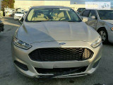 Ford Fusion Mondeo                                USA                                            2016
