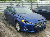 Ford Fusion S 2.5L                                             2014