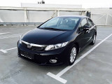 Honda Civic 1.8i TOP                                            2013