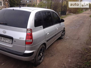 Продажа Hyundai Matrix за $5 200, г.Бар