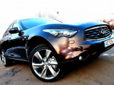 Infiniti FX 37                               BROWN QUEEN                                            2012