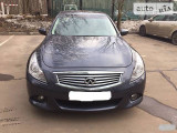 Infiniti G25 2.5 OFFICIAL TOP                                            2012