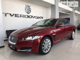 Jaguar XF Red 240hp                                            2013