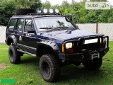 Jeep Cherokee OFF ROAD                                            1995