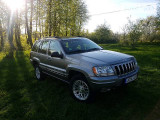 Jeep Grand Cherokee Limited                                            2002