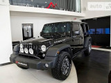 Jeep Wrangler Unlimited 2.8 CRD                                            2015