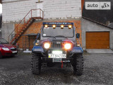 Jeep Wrangler OFF ROAD                                            1992