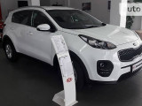 KIA Sportage 2.0 / 6AT Comfort                                            2016
