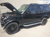 Land Rover Discovery Luxury                                            2016