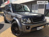 Land Rover Discovery 3.0 SD Black Edition                                            2015