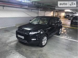 Продажа Land Rover Evoque за $36 500, г.Киев