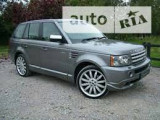 Land Rover Range Rover Sport Overfinch Supercharg                                            2007