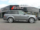 Land Rover Range Rover Sport Supercharged Overfin                                            2007