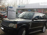 Land Rover Range Rover Supercharged 4.2                                            2007