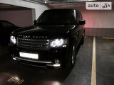 Land Rover Range Rover AUTOBIOGRAPHY                                            2011