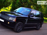 Land Rover Range Rover Supercharged V8                                            2005