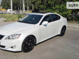 Lexus IS 250                               4AWD/V6/6AT                                            2008