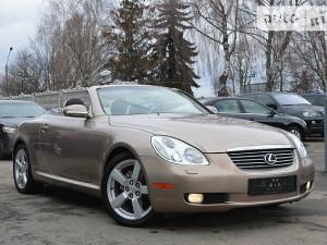 Продажа Lexus SC за$15900, г.Тернополь