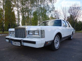 Lincoln Town Car Signature Series                                            1986