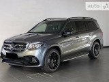 Mercedes-Benz AMG GLS 63                                4matic                                            2016