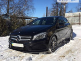 Mercedes-Benz AMG A 180                                PACKET                                            2013