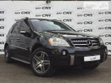 Mercedes-Benz AMG ML 550                                                                           2007