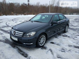 Mercedes-Benz C-Class C200 AMG Style                                            2011