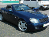 Mercedes-Benz CLK-Class 200                               MAXIMUM                                             2000