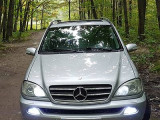 Mercedes-Benz ML-Class V8 Biturbo                                            2004