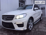 Mercedes-Benz ML-Class ML250 4 M                                            2012