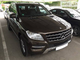 Mercedes-Benz ML-Class ML250 BlueTec 4MATIC                                            2015