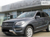 Mercedes-Benz ML-Class BlueTEC 4MATIC                                            2015