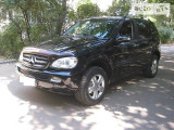 Mercedes-Benz ML-Class EUROPE                                            2006