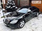 Mercedes-Benz S-Class Long 4 Маtic                                            2010
