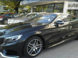 Mercedes-Benz S-Class 4matic Coupe AMG                                             2016