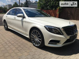 Mercedes-Benz S-Class LONG 4MATIK                                            2014