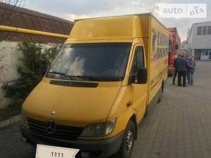 Продажа Mercedes-Benz Sprinter за $6 500, г.Хмельницкий